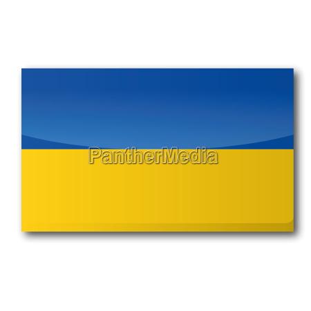 flagge ukraine