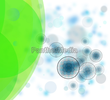 zellen enzyme strukturen abstrakt