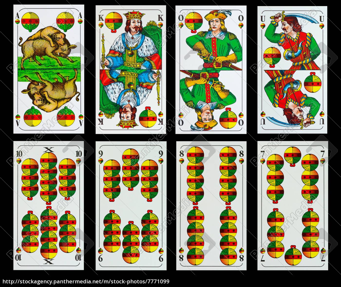 bayern spiel karten