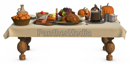 thanksgving dinner