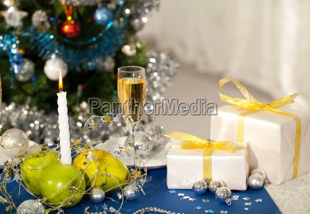 weihnachts komposition