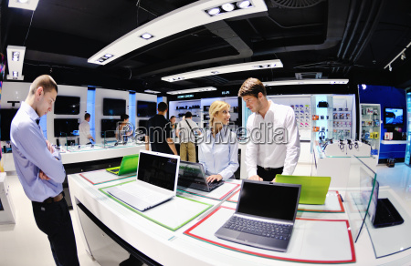 people buy in consumer electronics
