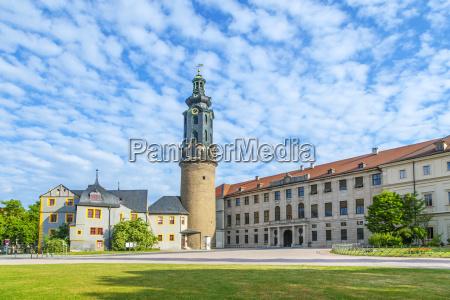 ciudad barroco alemania estilo de construccion