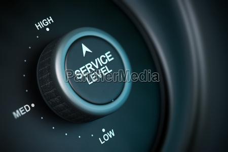 hohe servicequalitaet