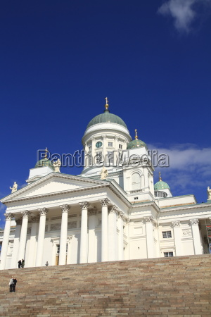 the cathedral of helsinki