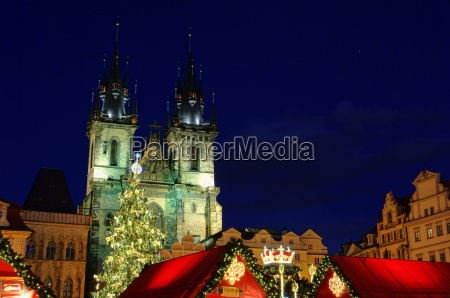 prag weihnachtsmarkt prague christmas market