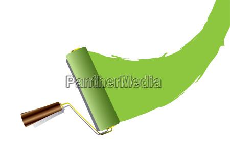 praesentation moderation fluessig farbe model entwurf