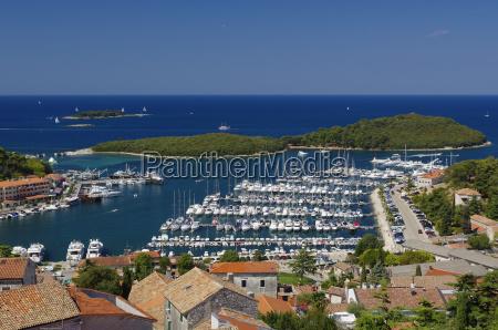 view of vrsar croatia