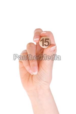 bingo 15
