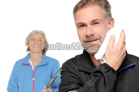 seniors in sports