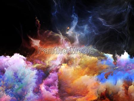 inner life of nebulae