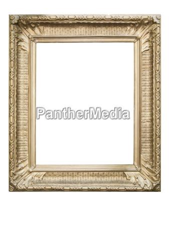golden frame iso