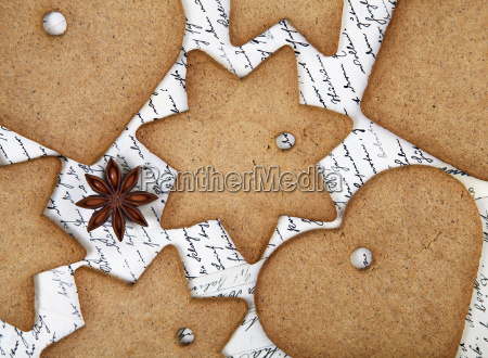 gingerbread and anise