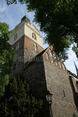 gotthardtkirche in brandenburg ad havel