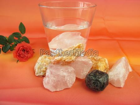 edelsteinwasser liebe und harmonie