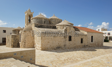 five dome church agia paraskevi geroskipou