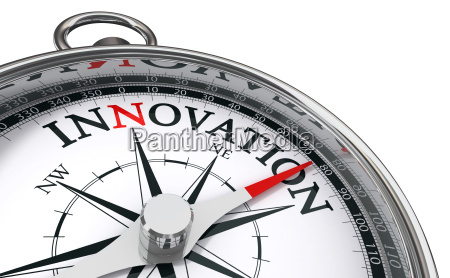 innovation konzept kompass