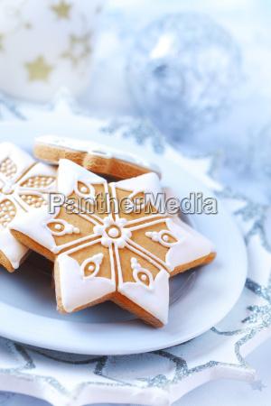 hausgemachter lebkuchen zu weihnachten