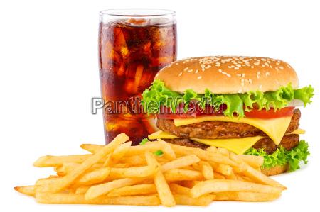 cheesesburger menu