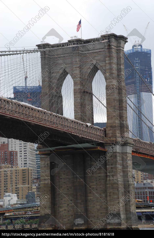 new, york, brooklyn, bridge, manhattan, one - 8181618