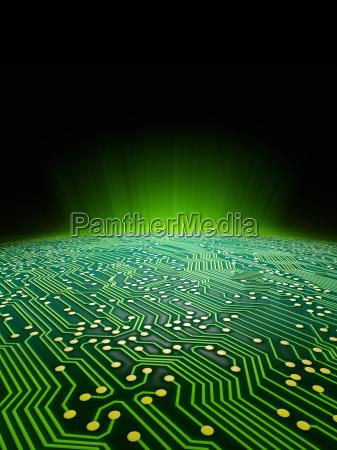 digitale landschafts