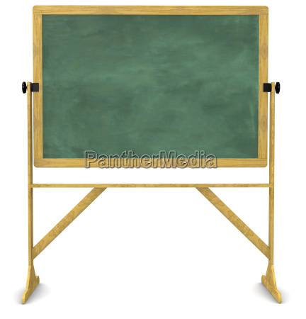 schwimende chalkboard
