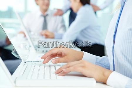 typing sekretaer