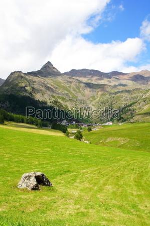 kurzras in the upper schnal valleyrn