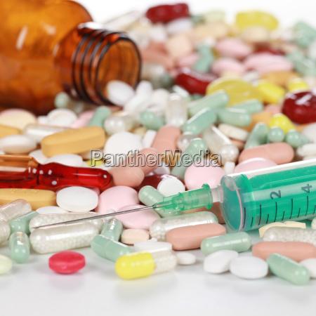 tabletten und andere medikamente
