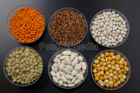 legumes and rice