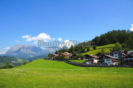 steinegg near bolzano in south tyrol