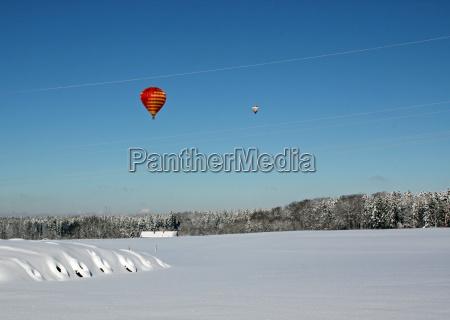 horizon winter winter landscape blanket of