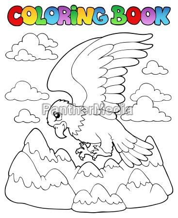 malbuch vogel bild 2