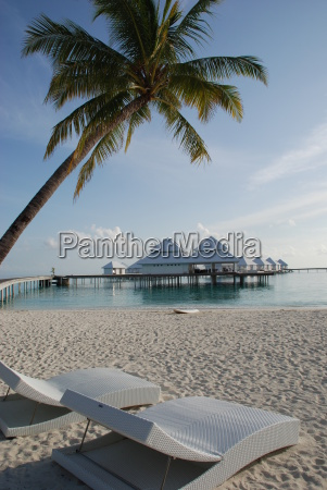 dream beach to relax