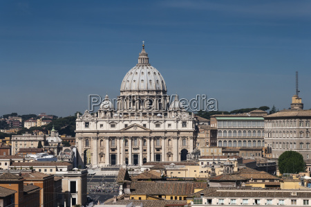 rome views of st peter