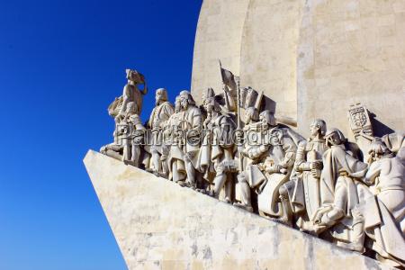 padrao dos descobrimentos lissabon portugal