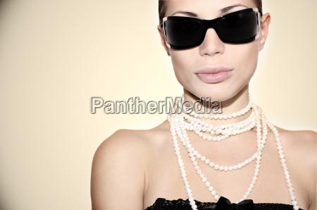 mujer dama retrato sexy accesorios accesorio