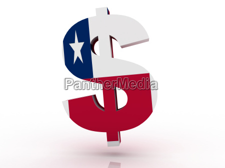 flagge von chile nationale symbolillustration clipart