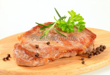 schweinesteak
