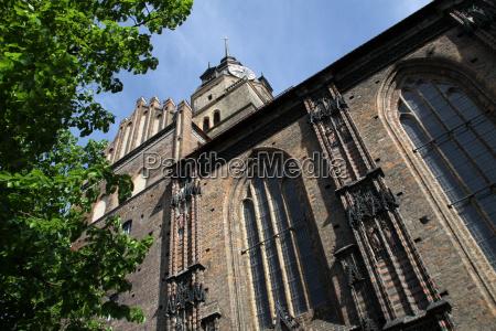 katharinenkirche in brandenburg ad havel