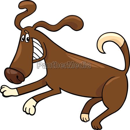haustier verspielt kuscheltier hund illustration welpe