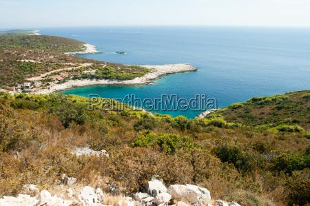a scenic bay
