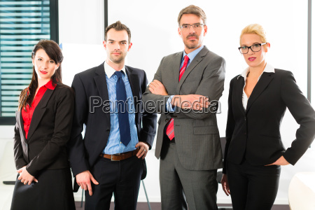 business group of businesspeople in