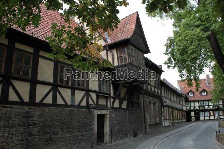 oberpfarrkirchhof in wernigerode