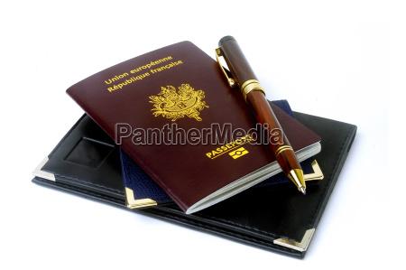 biometrischer pass