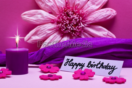 purple old pink background with sign