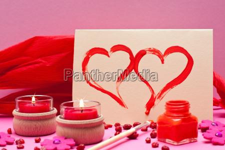 rosa pink hintergrund fuer festlichen anlass