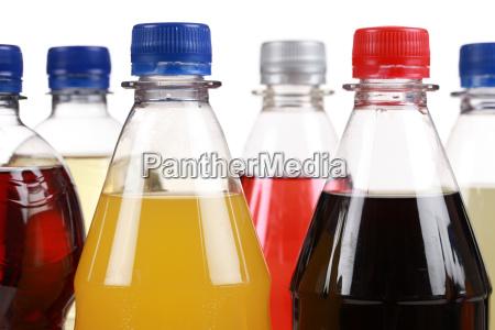 getraenke in flaschen