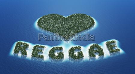reggae love insel konzept 2