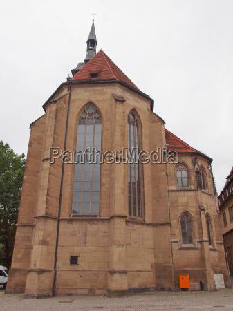 kirche deutschland brd bundesrepublik deutschland stuttgart